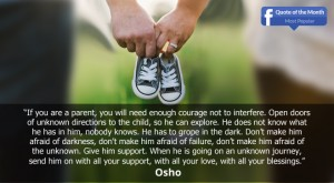 parenting-osho-quote